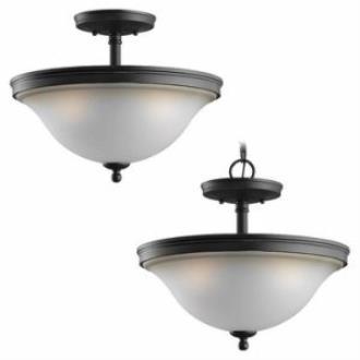 Sea Gull Lighting 77850-782 Three-Light Gladstone Ceiling