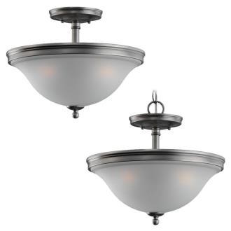 Sea Gull Lighting 77850-965 Three-Light Gladstone Ceiling