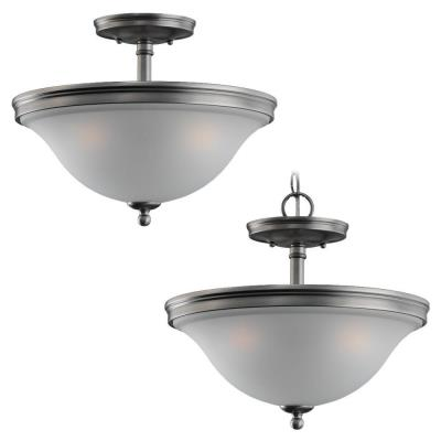 Sea Gull Lighting 77850-965 Three-Light Gladstone Ceiling