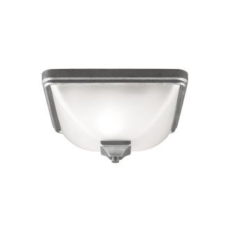 Sea Gull Lighting 7828401-57 Irving Park - One Light Outdoor Flush Mount