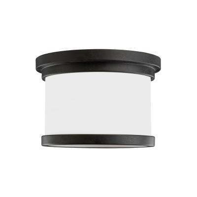 Sea Gull Lighting 78660 Winnetka - One Light Outdoor Flush Mount