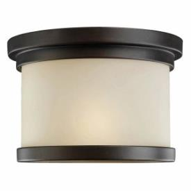 Sea Gull Lighting 78660 Winnetka - One Light Outdoor Flush Mount