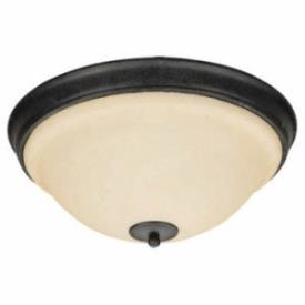 Sea Gull Lighting 79158BLE-07 Serenity - Three Light Flush Mount