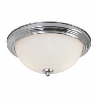 Sea Gull Lighting 79164BLE-05 Oslo - Two Light Flush Mount