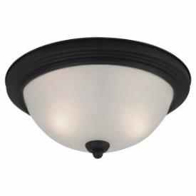 Sea Gull Lighting 79164BLE-839 Oslo - Two Light Flush Mount