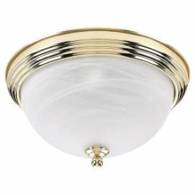 Sea Gull Lighting 79177BLE-02 Two-Light Fluorescent Ceiling