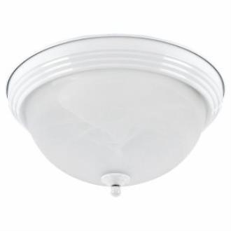 Sea Gull Lighting 79177BLE-15 Two-Light Fluorescent Ceiling