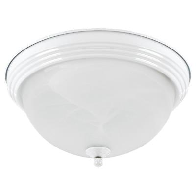 Sea Gull Lighting 79177BLE-15 Two-Light Fluorescent Ceiling
