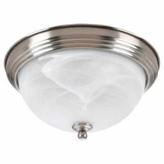 Sea Gull Lighting 79177BLE-962 Two-Light Fluorescent Ceiling