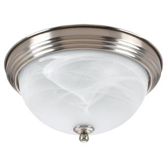 Sea Gull Lighting 79177BLE-962 Two-Light Fluorescent Ceiling