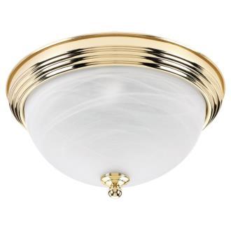 Sea Gull Lighting 79178BLE-02 Three-Light Fluorescent Ceiling