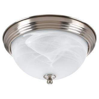 Sea Gull Lighting 79178BLE-962 Three-Light Fluorescent Ceiling