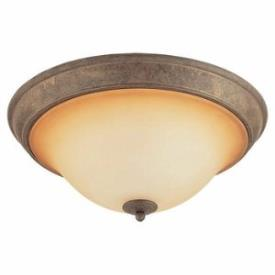 Sea Gull Lighting 79331BLE-71 Brandywine - Four Light Close to Ceiling Flush Mount