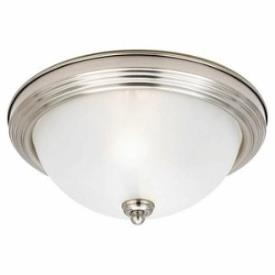 Sea Gull Lighting 79364BLE Two Light Flush Mount