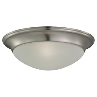 Sea Gull Lighting 79435BLE Nash - Two Light Flush Fixture