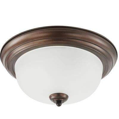 Sea Gull Lighting 79442BLE-827 Holman - Two Light Flush Mount