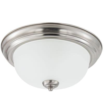 Sea Gull Lighting 79443BLE-962 Holman - Three Light Flush Mount