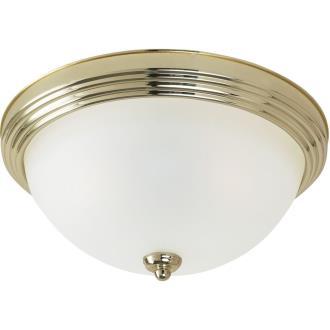Sea Gull Lighting 79565BLE-02 Three Light Flush Mount