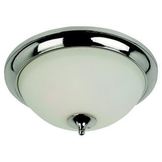 Sea Gull Lighting 79571BLE-841 Solana - Two Light Close to Ceiling Flush Mount
