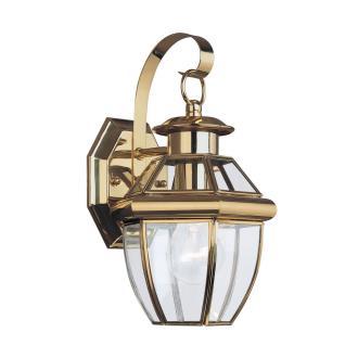 Sea Gull Lighting 8037-02 One Light Outdoor Wall Fixture