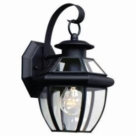Sea Gull Lighting 8037-12 One Light Outdoor Wall Fixture