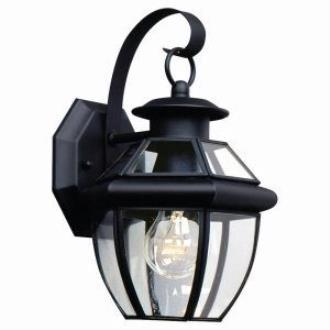 Sea Gull Lighting 8037-12 One Light Outdoor Wall Fixture