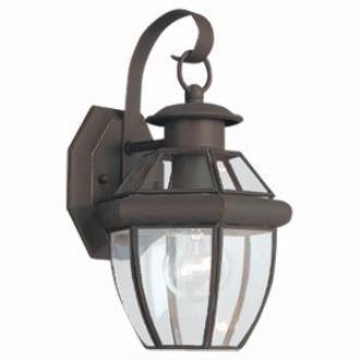 Sea Gull Lighting 8037-71 One Light Outdoor Wall Fixture