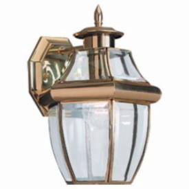Sea Gull Lighting 8038-02 One Light Outdoor Wall Fixture