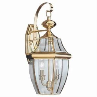 Sea Gull Lighting 8039-02 Two Light Outdoor Wall Fixture