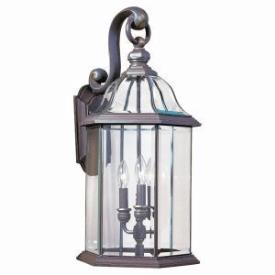 Sea Gull Lighting 8052-71 Three Light Outdoor
