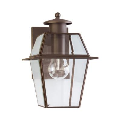 Sea Gull Lighting 8056-71 Single-Light Colony Wall Lantern