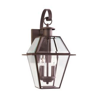 Sea Gull Lighting 8057-71 Two-Light Colony Wall Lantern