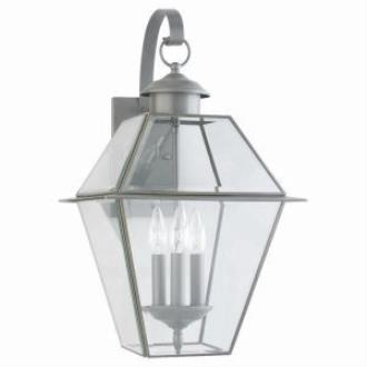 Sea Gull Lighting 8058-71 Three-Light Colony Wall Lantern