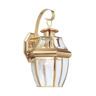Sea Gull Lighting 8067-02 One Light Outdoor