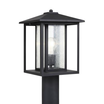 Sea Gull Lighting 82027-12 Hunnington - One Light Outdoor Post Lantern