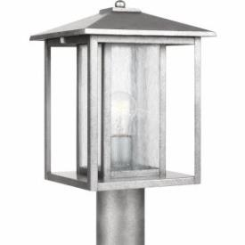Sea Gull Lighting 82027-57 Hunnington - One Light Outdoor Post Lantern