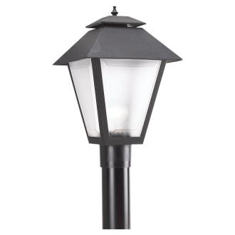 Sea Gull Lighting 82065BL-12 One Light Outdoor Post Lantern