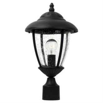 Sea Gull Lighting 82068-12 Lambert Hill - One Light Outdoor Post Lamp