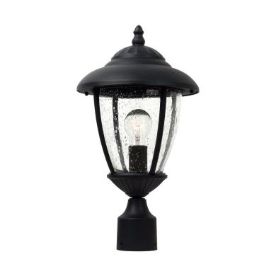 Sea Gull Lighting 82068-12 Lambert Hill - One Light Outdoor Post Lamp