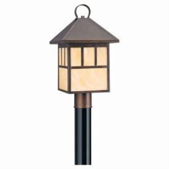 Sea Gull Lighting 8207-71 One Light Outdoor Post Fixture