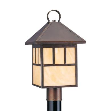 Sea Gull Lighting 8207-71 One Light Outdoor Post Fixture