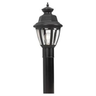 Sea Gull Lighting 82090-12 Belmar - One Light Outdoor Post Lamp