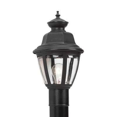 Sea Gull Lighting 82090-12 Belmar - One Light Outdoor Post Lamp