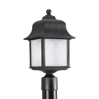 Sea Gull Lighting 82092-12 Harbor Point - One Light Outdoor Post Lamp