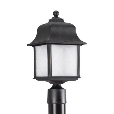 Sea Gull Lighting 82092-12 Harbor Point - One Light Outdoor Post Lamp
