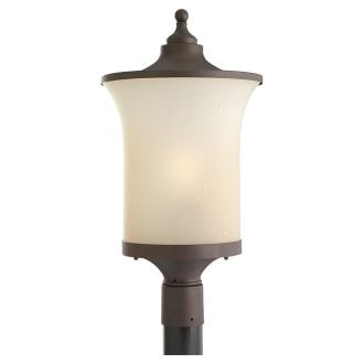 Sea Gull Lighting 82122BL-820 Del Prato - One Light Outdoor Post Lantern