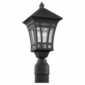 Sea Gull Lighting 82131-12 Herrington - One Light Post Light