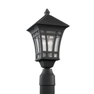 Sea Gull Lighting 82131-12 Herrington - One Light Post Light