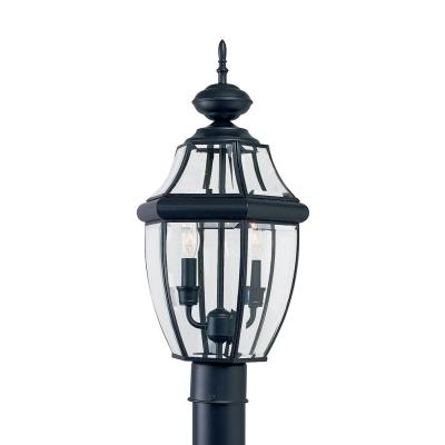 Sea Gull Lighting 8229-12 Two Light Outdoor Post Fixture