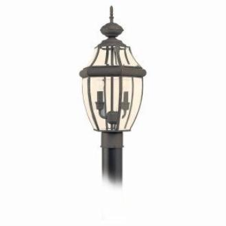 Sea Gull Lighting 8229-71 Two Light Outdoor Post Fixture